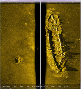 Edgetech 4205 Tri-Frequency / Motion Tolerant Side Scan Sonar System